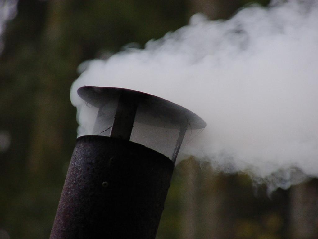 Как сделать чтобы из трубы шел дым 713